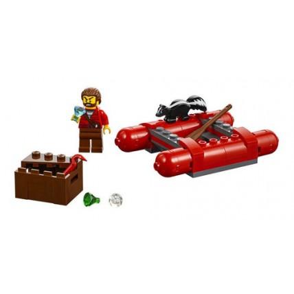 Lego - Huida Por Aguas Salvajes.
