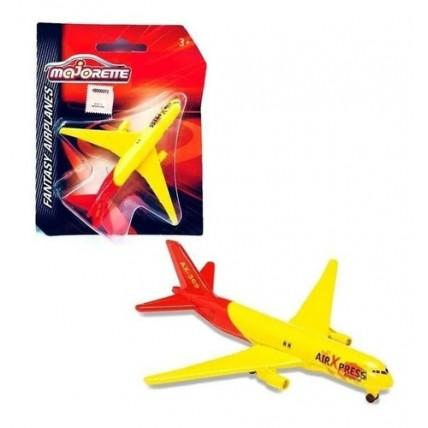 Avion Majorette 1.64 - Fantasy Airplane. Avion De Metal