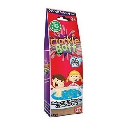 Crackle Baff 24gr - Juegos Y Juguetes