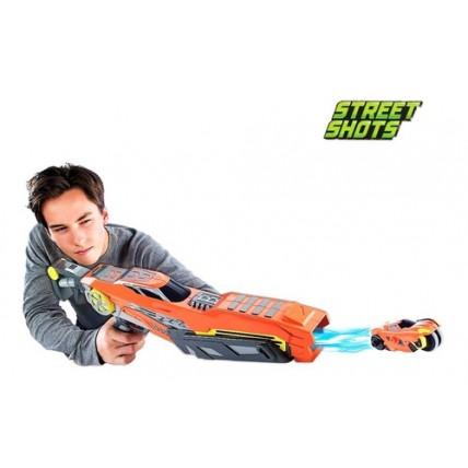 Pistola Lanzador De Motos Grande - Juegos Y Juguetes