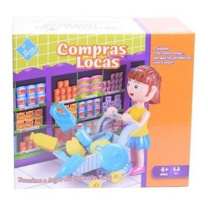 Compras Locas - Juegos Y Juguetes