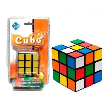 Cubo Magico 3d - El Duende Azul