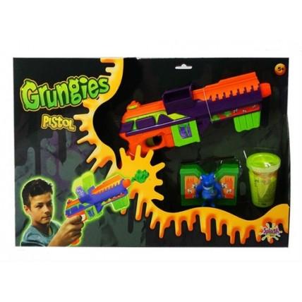 Pistola De Slime Con 100 G De Slime - Kreker