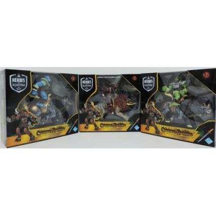 Dragones Con Mu?ecos - Juegos Y Juguetes