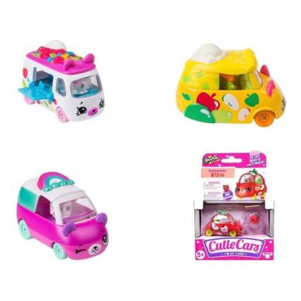 Shopkins Cutie Cars + Mini Figura Shopkin 56972 Original