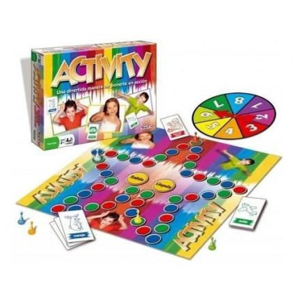 Activity - Juego De Mesa