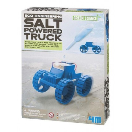 Salt-powered Truck 1/6/48 4893156034090