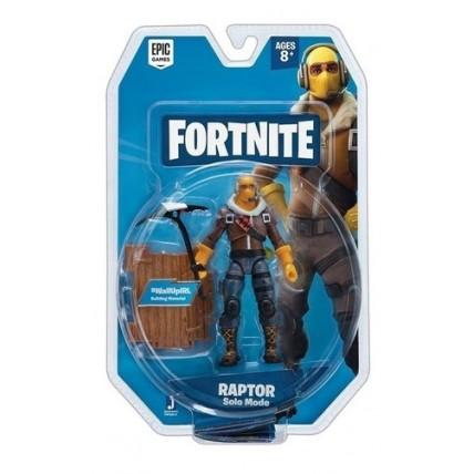 Fortnite - Figura De Raptor Con Accesorios
