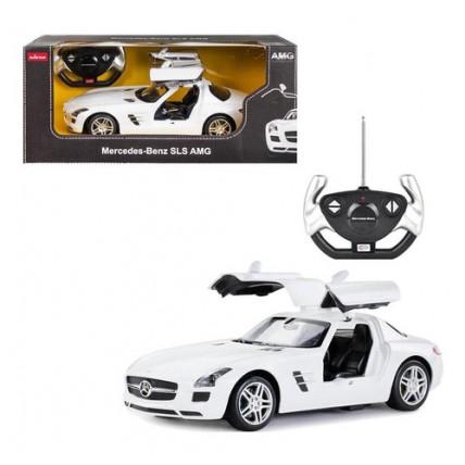 Auto A Control Remoto 1:14 Mercedes-benz Sls Amg