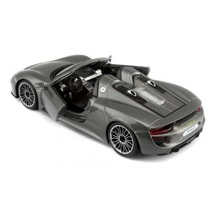 Auto De Colección Escala 1/24 Porsche 918 Spyder