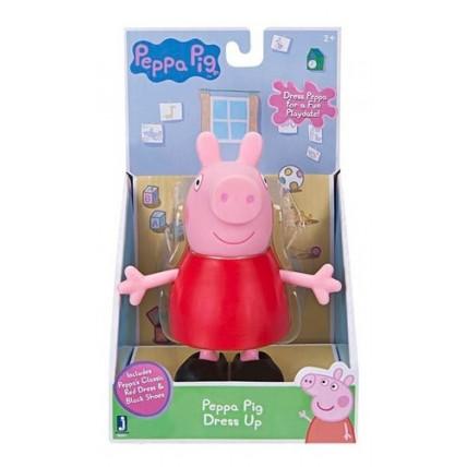 Peppa Pig Figura 13 Cm Para Vestirla.
