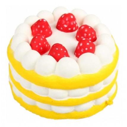 Juliana Squishy Llaveros Mini Tortas (6cm)