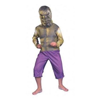 Disfraz Avengers 2 Hulk T2