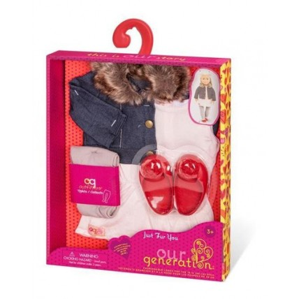 Accesorios Para Muñeca Our Generation  - Just For You