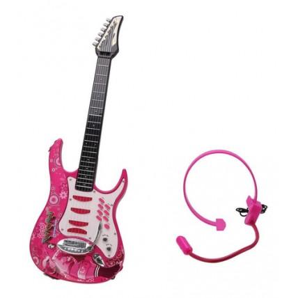 Guitarra Electrica Rockera Super Star