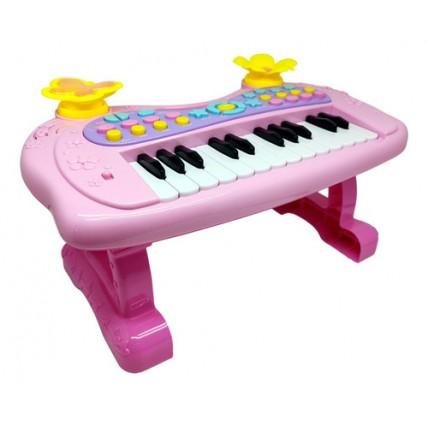 Organo De Pie Nena A Pila Con Luces Y Sonidos .