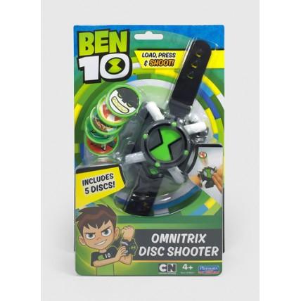Omnitrix Lanzador De Discos