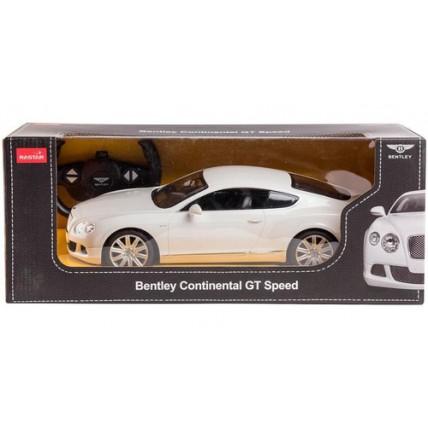 Auto A Control Remoto - 1:14 Bentley Confinental Gt Speed
