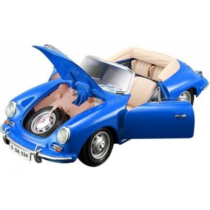 Auto Colección  Escala 1/18 Porsche 356b Cabriolet (1961)