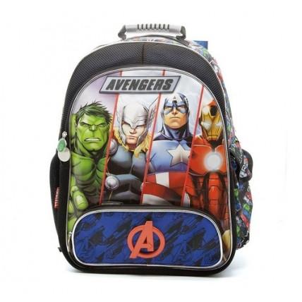 Mochila Los Vengadores / Avengers Marvel 18'