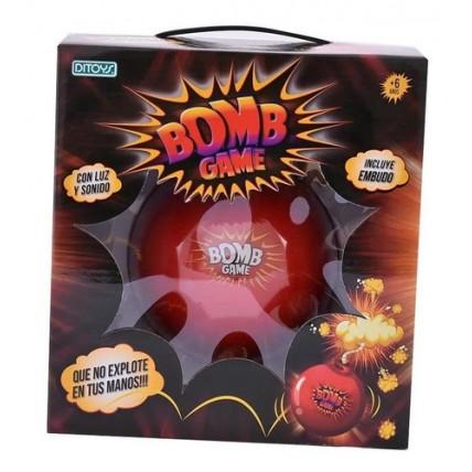 Bomb Game - Juego De Mesa - Ditoys