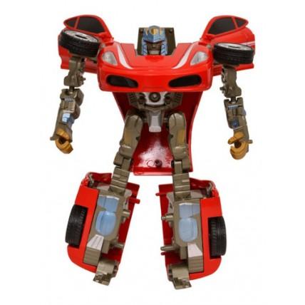 Metal Force Transforma Tu Auto A Robot - Ditoys