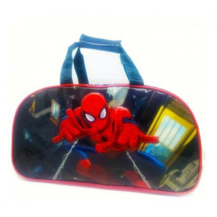 Bolso Oval De Spiderman