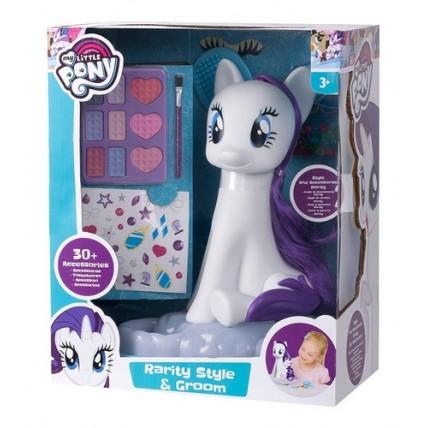 My Little Pony Para Pintar, Peinar Y Decorar Rarity - Wabro
