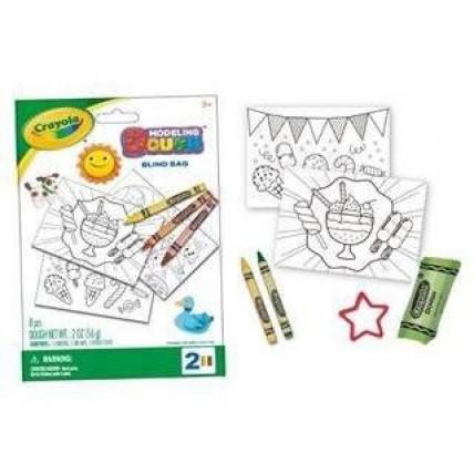 Pack Creativo Para Pintar Y Modelar Crayola
