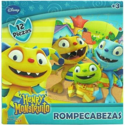 Rompecabezas Henry Mounstrito