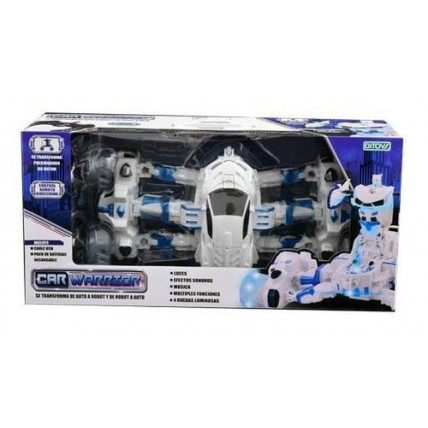 Auto/ Robot A Control - Car Warrior - Ditoys