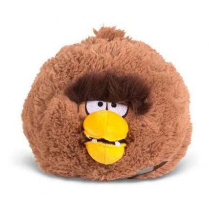 Angry Birds Peluche  Star Wars Chewbacca 20cm