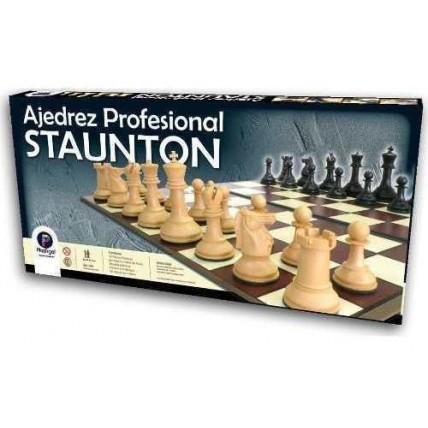 Ajedrez Staunton - Plastigal