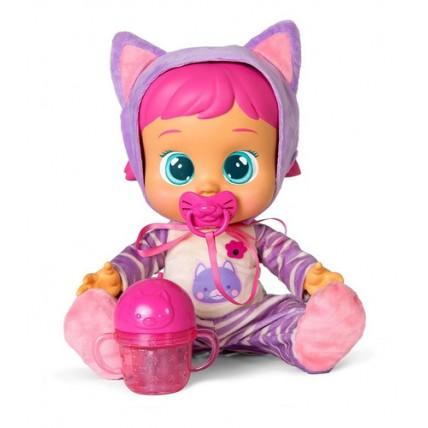 Cry Babies Bebe Llorón Deluxe Katie