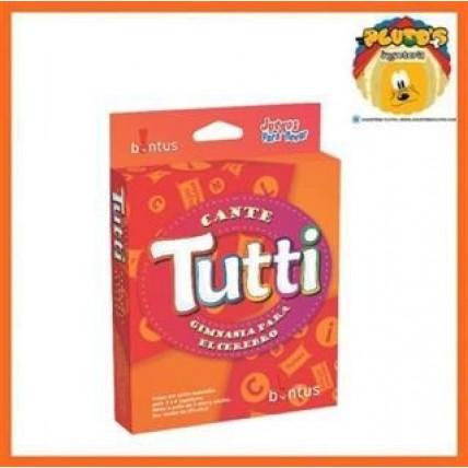 Juego De Cartas Tutti Frutti - Bontus