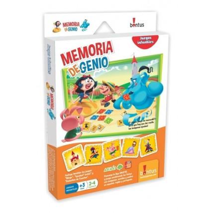 Memoria De Genio - Bontus