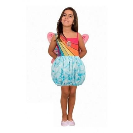 Disfraz Barbie Mariposa Baloon  T:2