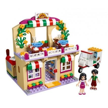 Heartlake Pizzeria Lego