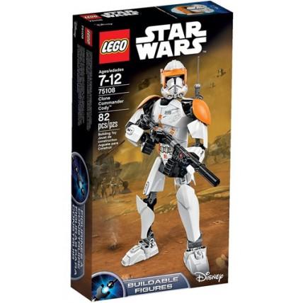 Clone Commander Cody Lego