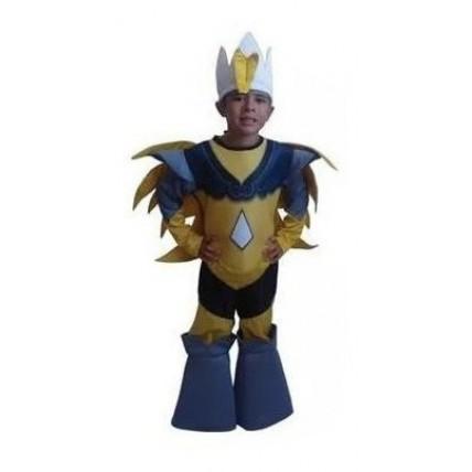 Disfraz Infantil - Gormiti Luminor T:0 New Toys