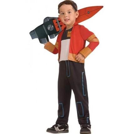 Disfraz Infantil -  Generator Rex T:0 New Toys