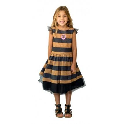Disfraz Infantil -  L.o.l. Queen Bee-abeja -t2