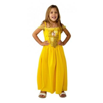 Disfraz Económico Princesa La Bella T:2