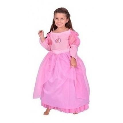 Disfraz Infantil -  La Sirenita Vestido Fashion T:2 New Toys