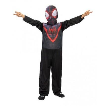 Disfraz Infantil -  Miles Morales (spiderman Negro) -t0