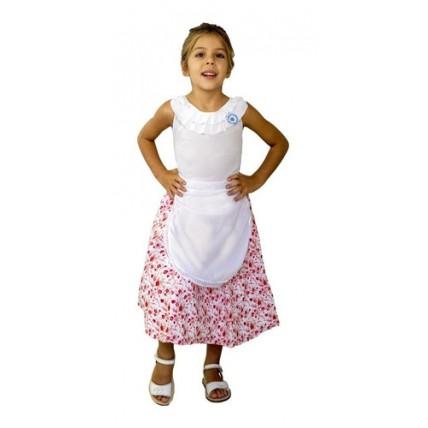 Disfraz Infantil - Patrio Paisana-t1