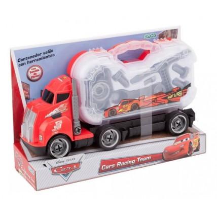 Cars Racing Team Con Herramientas