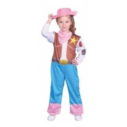 Disfraz Infantil - Sheriff Callie T:0