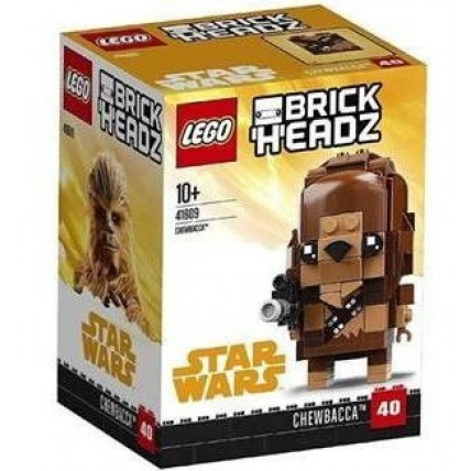 Chewbacca- Lego