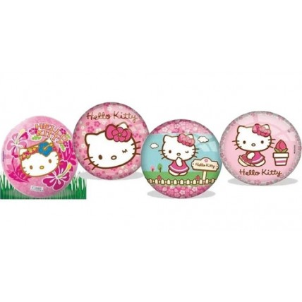 Hello Kitty Pelota Pvc 23 Cm